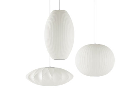Nelson bubble lamps