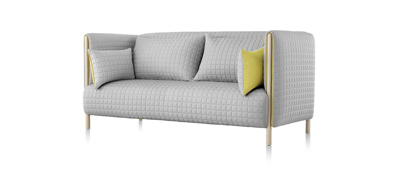 Canapé-gris-design-herman-miller