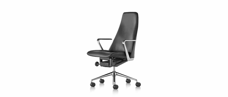 Chaise-bureau-en-cuire-noir-herman-miller1