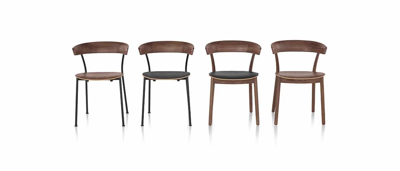 ensemble-de-chaises-en-bois-herman-miller-leeway2