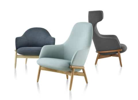 Fauteuil Lounge Reframe